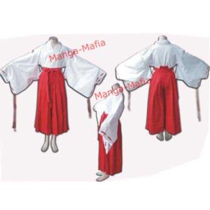 Inuyasha Kikyo costume