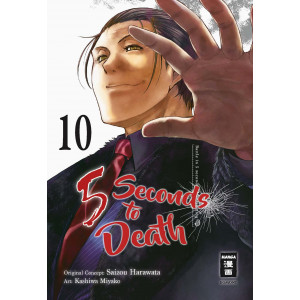 5 Seconds to Death 10 Manga