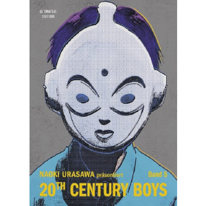 20th Century Boys: Ultimative Edition 5 Manga