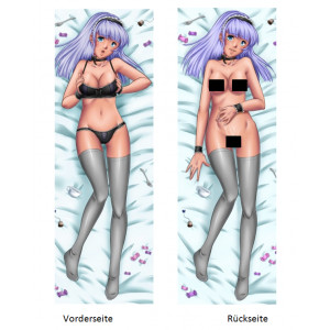 Kaori Churippu 18+ Hentai Version Dakimakura pillow
