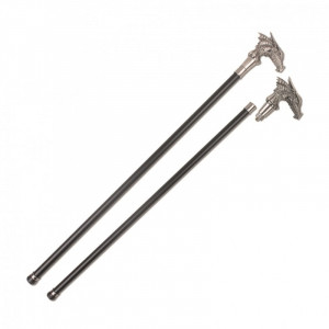 Dragon Steampunk 90cm walking stick