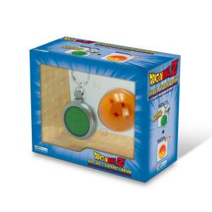 Dragon Ball - Radar Keychain and 56mm Ball - Gifft Box