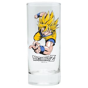 Dragon Ball Z - Super Goku - 290ml Glass