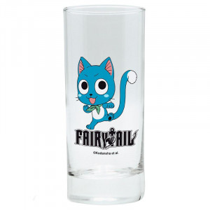 Fairy Tail - Happy - 29cl Glass