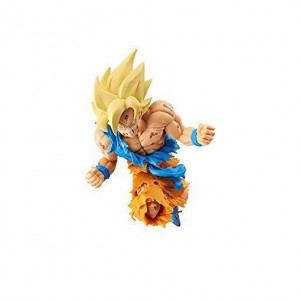 Dragon Ball Z Son Goku Super Saiyan Weekly Jump 50th Anniversary 18cm figure