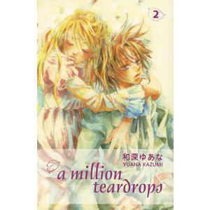 A Million Teardrops  2 Manga (gebraucht)