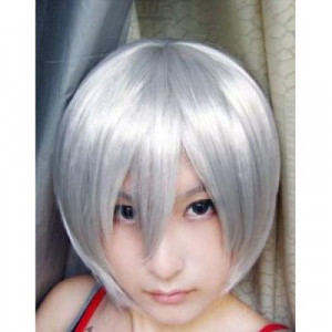 "Bleach ""Gin Ichimaru"" (30cm) Wig"