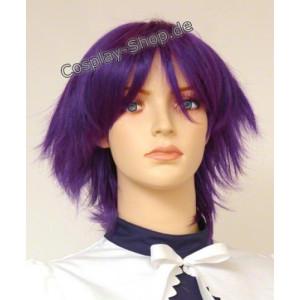 Sakura Purple Wig