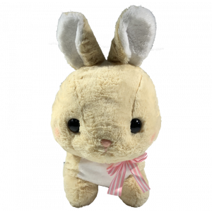 Amufun Amuse Usagi no Chiffan rabbit brown 36cm plush