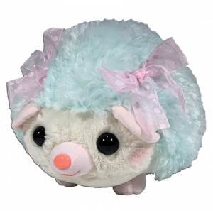 Amufun Amuse Hedgehog Harin Style hedgehog blue 32cm plush