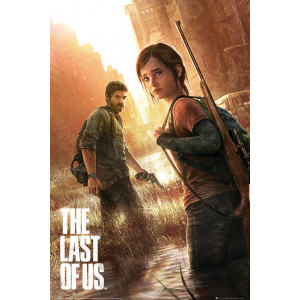 The Last OF Us Key Art Poster