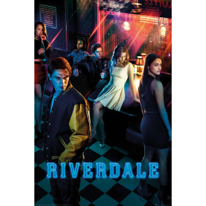 Riverdale Season One Key Art Poster