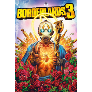 Borderlands 3 Cover Poster