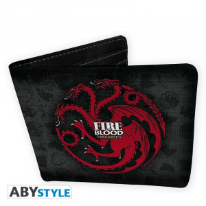 Game of Thrones Targaryen Fire and Blood Wallet