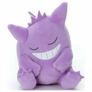Pokémon - Gengar - Suya Suya sleeping Version - 18cm Plush
