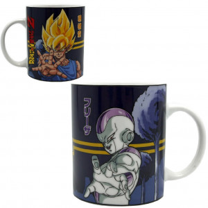 Dragon Ball Freezer Vs. Goku 320ml Mug