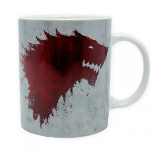 Game of Thrones Stark The North remembers 320ml Mug