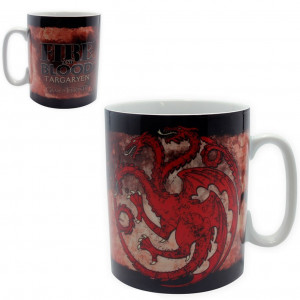 Game of Thrones Targaryen 460ml Mug