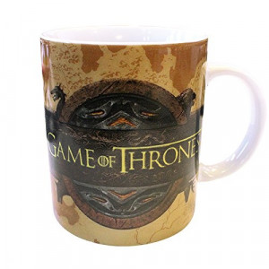 Game of Thrones Opening Logo 320ml Mug