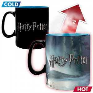 Harry Potter - Patronus - 460ml Heat Mug