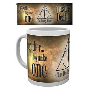 Harry Potter The Deathly Hallows 320ml Mug
