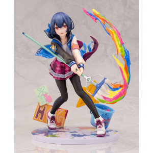PREORDER ♦ The Idolmaster Shiny Colors PVC Statue 1/8 Rinze Morino Brave Hero Ver. 19 cm figure