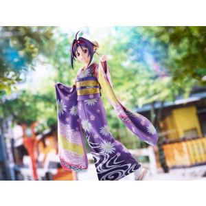 PREORDER ♦ Sword Art Online PVC Statue 1/7 Yuuki WAHOO! Kyou Yuuzen Ver. 22 cm Figur
