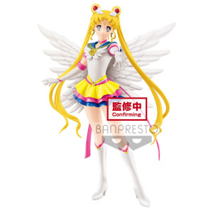 PREORDER ♦ Sailor Moon Eternal - Eternal Sailor Moon - Girls Memories - 23cm PVC Statue