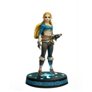 COLLECTOR ♦ The Legend of Zelda Breath of the Wild PVC Statue Zelda Collector's Edition 25 cm figure