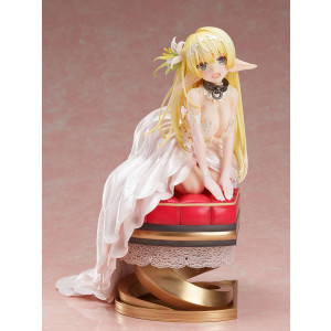 PREORDER - How Not to Summon A Demon Lord - Shera L. Greenwood - Wedding Dress - 21cm 1/7 PVC Statue