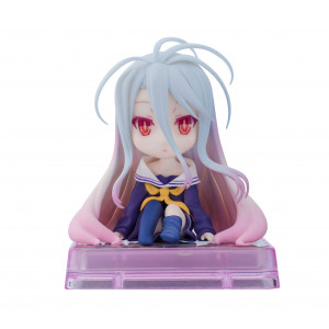 SB ♦ No Game No Life Bishoujo Character Collection Minifigur Shiro 6 cm figure