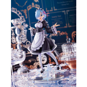 PREORDER - Re:Zero AMP Rem Winter Maid Image Ver. 23 cm PVC Statue