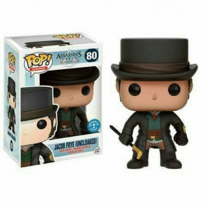 Assassin's Creed Jacob Frye (Uncloaked) #80 Game Funko POP! Figure