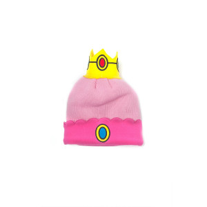 Nintendo Princess Peach Crown Beanie