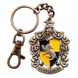 Harry Potter Metall Hufflepuff 5cm Keychain