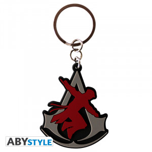 Assassins Creed Crest Gummy Keychain