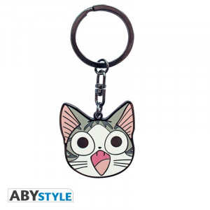 Little Cat Chi Joyful Chi Keychain