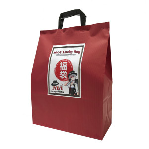 Fukubukuro (Lucky Bag) with goods worth 170 euros!