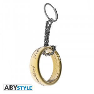 Lord of the Rings 3D Keychain