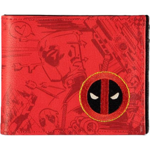 Deadpool - Grafitti - Wallet