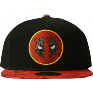Deadpool - Graffiti - Snapback Cap