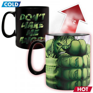 Marvel - Hulk Smash - 460ml Heat MUg