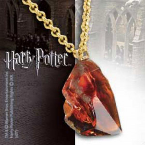 Harry Potter The Philosopher's Stone pendant with chain