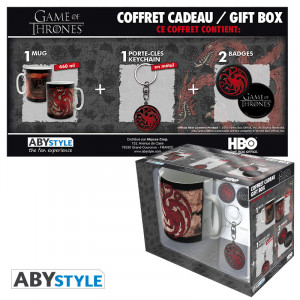 Game of Thrones Targaryen Gift Box