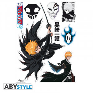 Bleach Ichigo 50x70cm Wall Sticker