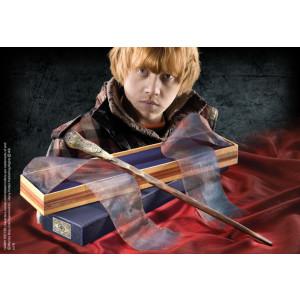 Harry Potter Ron Weasley Ollivander-Edition Zauberstab