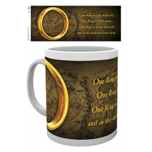 Lord of the Rings The One Ring 320ml Mug