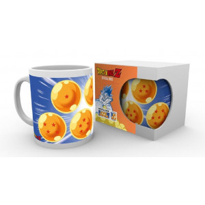 Dragonball 7 Dragonballs 320ml Mug