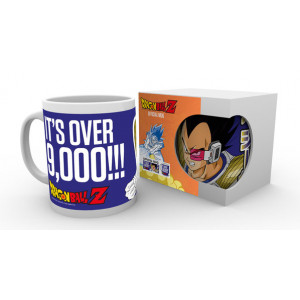 Dragonball 'It's over 9000!!!' 320ml Mug