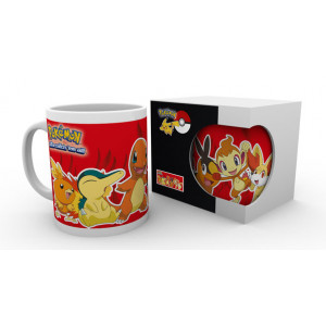 Pokemon CharmanderFire Partners 320ml Mug